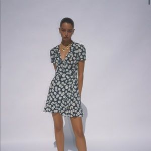 Réalisation Par The Valentina Dress in Daisy XXS